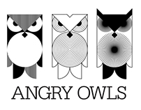 4 ANGRY picto-OWLS