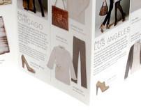 BCBG Fashion Passport- Production Art
