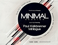 Minimal Flyer / Poster