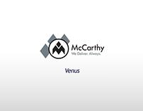 McCarthy Venus