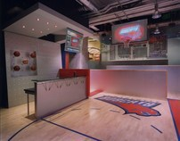 Charlotte Bobcats Marketing Center