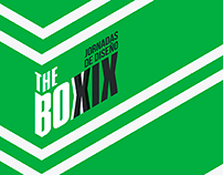 The Box, Jornadas de Diseño