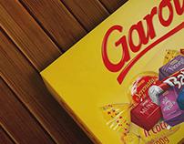 Proposta de redesign da caixa de bombons Garoto