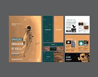 Planetario/ Diseño de Identidad Institucional