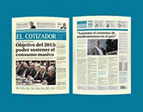 Diario económico / Economic newspaper