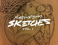 Random Sketches vol.1
