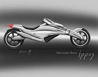 NEW Mercedes Benz ippos