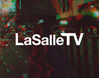 BRANDING : La Salle TV Concept