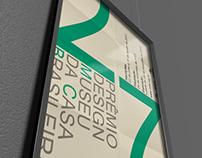 Poster 27° Premio Design MCB