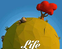 life LOWPOLY