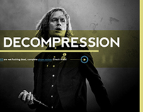 Rapid Decompression (personal project)