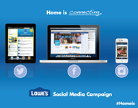 #Homeis Social Media Campaign
