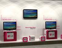 LG Eletronics branding and PoS proposal