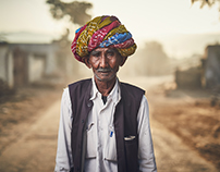 Ethnic Portraits of Rajasthan