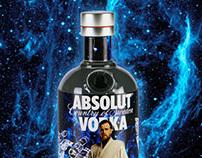 Absolut Vodka Star Wars Edition