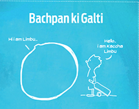 Galti App - Social Media Posts