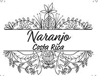 Naranjo · Coloring book·
