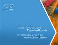 Conserving culture ICCROM