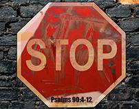 Stop Sermon title