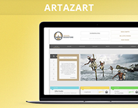 Artazart Website