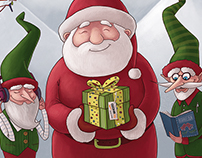 ozone christmas card