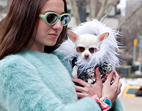 NY Fashion Week Street Style