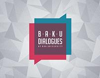 Baku Dialogues by ADA University | Logo