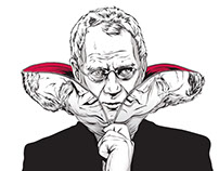 "New York Magazine ""Letterman Unzipped"""