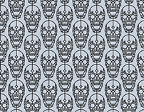 Skull-Pattern No.3