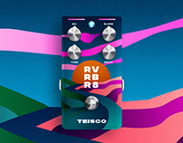 Teisco #MyTeiscoPedal Contest   Grand Prize Winner