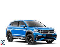 Volkswagen Taos R 2022