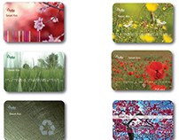 2010 Smart Eco range of eco-friendly payment cards