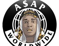 A$AP MOB - A$AP ROCKY