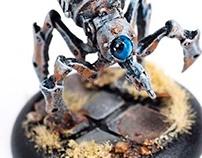 Arcanist Miniatures