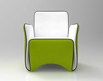 Chair design, project # 24 in DESIGN MARATHON