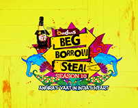 Beg Borrow Steal