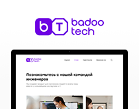 Badoo Tech Website