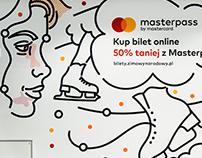 MURAL DESIGN: MasterCard