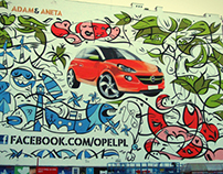 Opel Adam & Aqualoopa