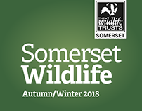 Somerset Wildlife Trust, Autumn/Winter 2018