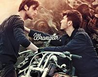 Wrangler F/W 2009 Campaign