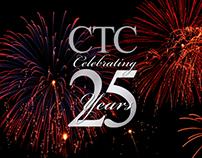 CTC's 25th Anniversary Celebration Campaign