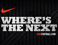Nike Football - Where's The Next?