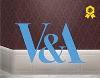 D&AD: V&A Museum Brief