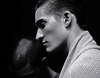 Damir Doma S/S 2012 Mens - Backstage