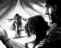 Production Illustration Portfolio