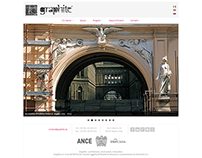 Website Graphite architecture studio