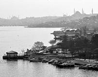 black&white istanbul