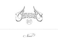 UNIVERSE217 - Never (Vinyl)
