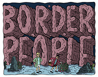 Border People featuring Javier Rosell